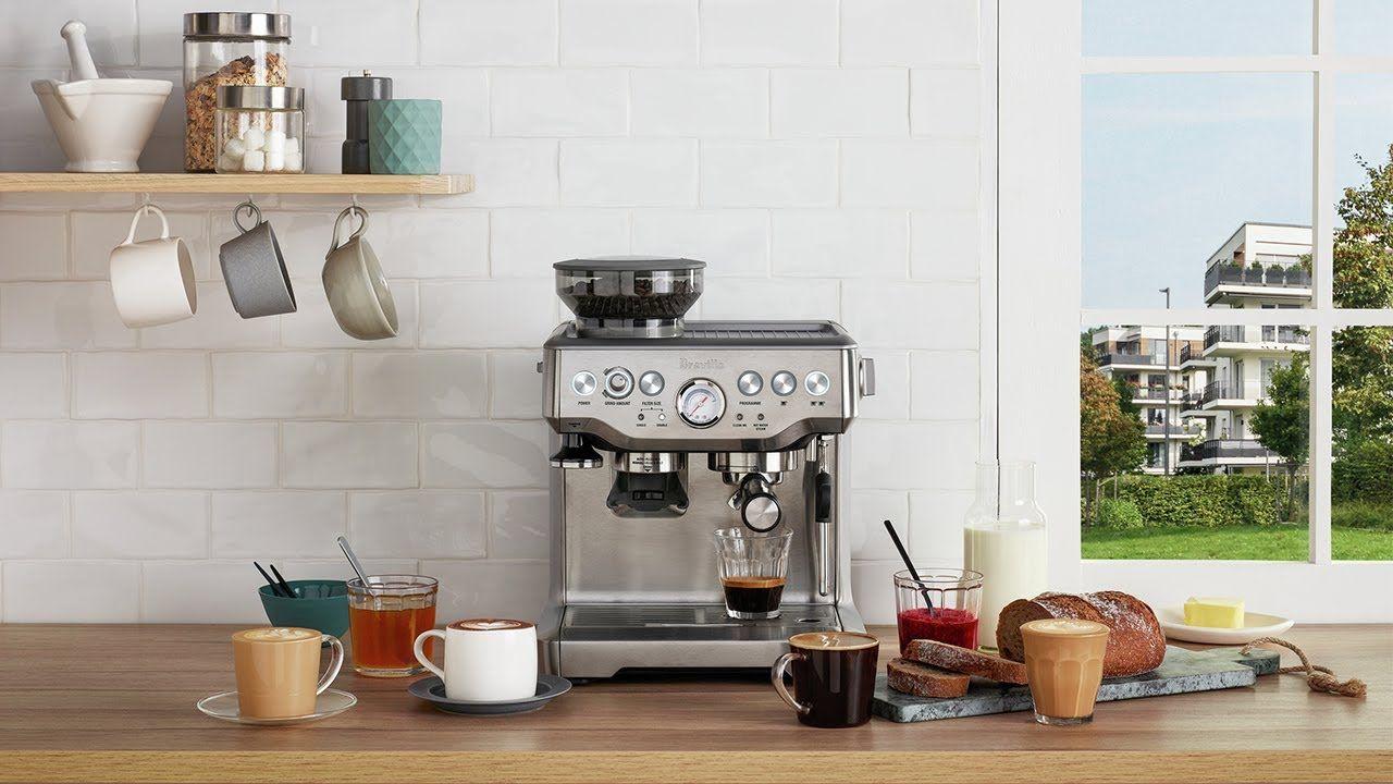 Pin On Breville Barista Express Manual Coffee Machine