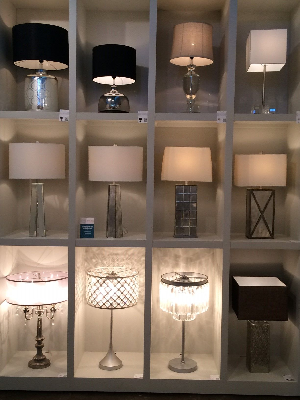 Sophisticated Lighting On Display In The Surya Showroom