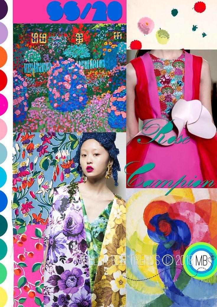 Fashion Vignette Trend En 2020 Collage De Moda Tendencias De