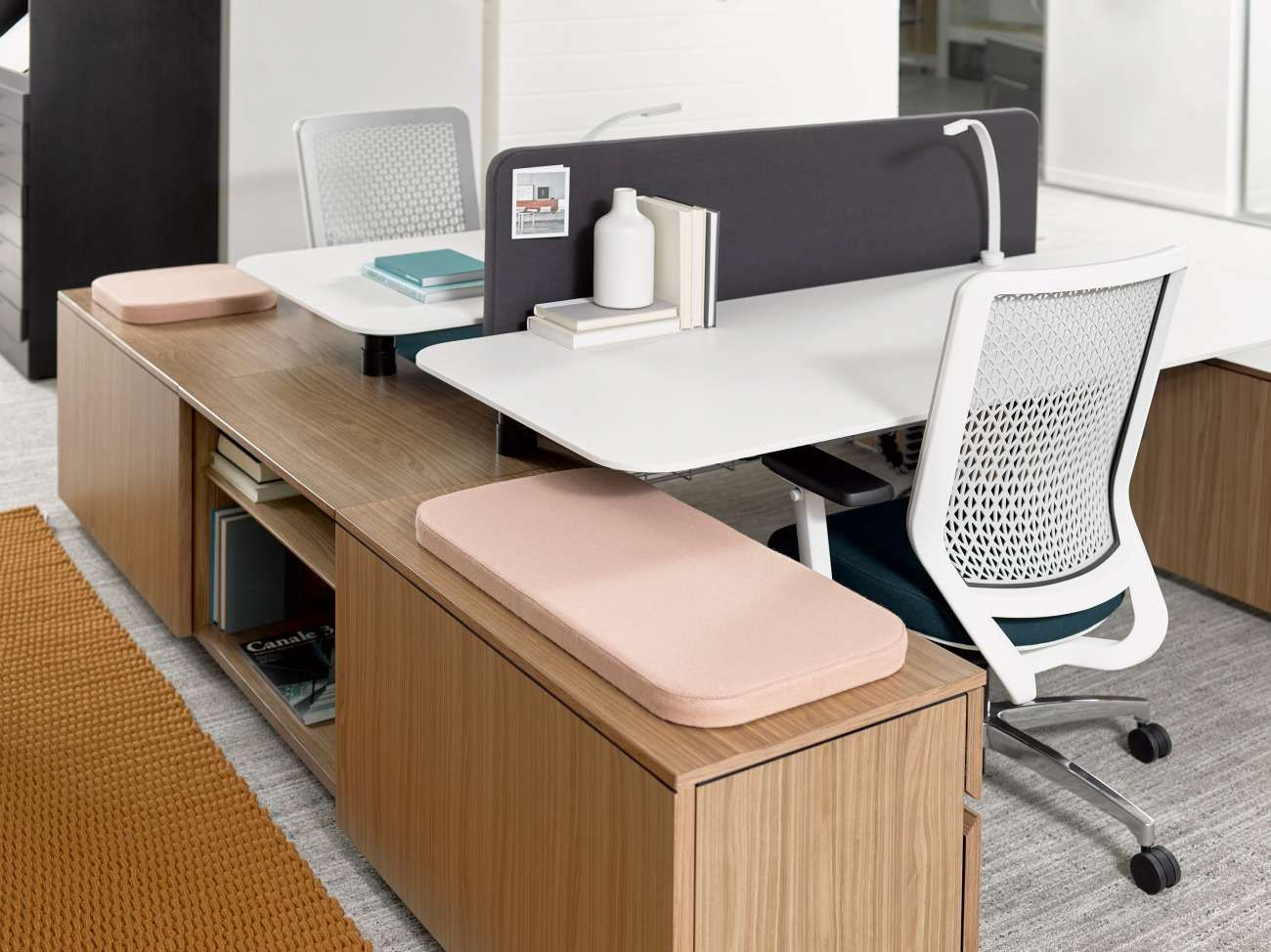 Pin By Arthur P O Hara Inc On Manufacturers We Sell Aptos Workspace Design Design Studio Office