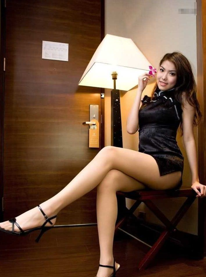 asian sexy legs hot Girl