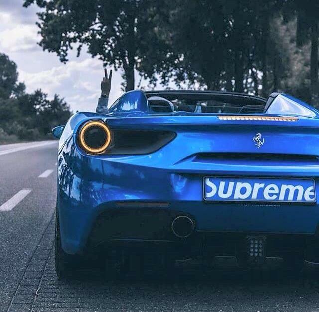 Ferrari Car Wallpaper: Supreme Ferrari