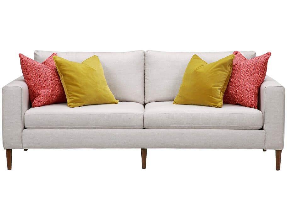 Cool Slumberland Alto Collection Cream Sofa Home Cream Pabps2019 Chair Design Images Pabps2019Com