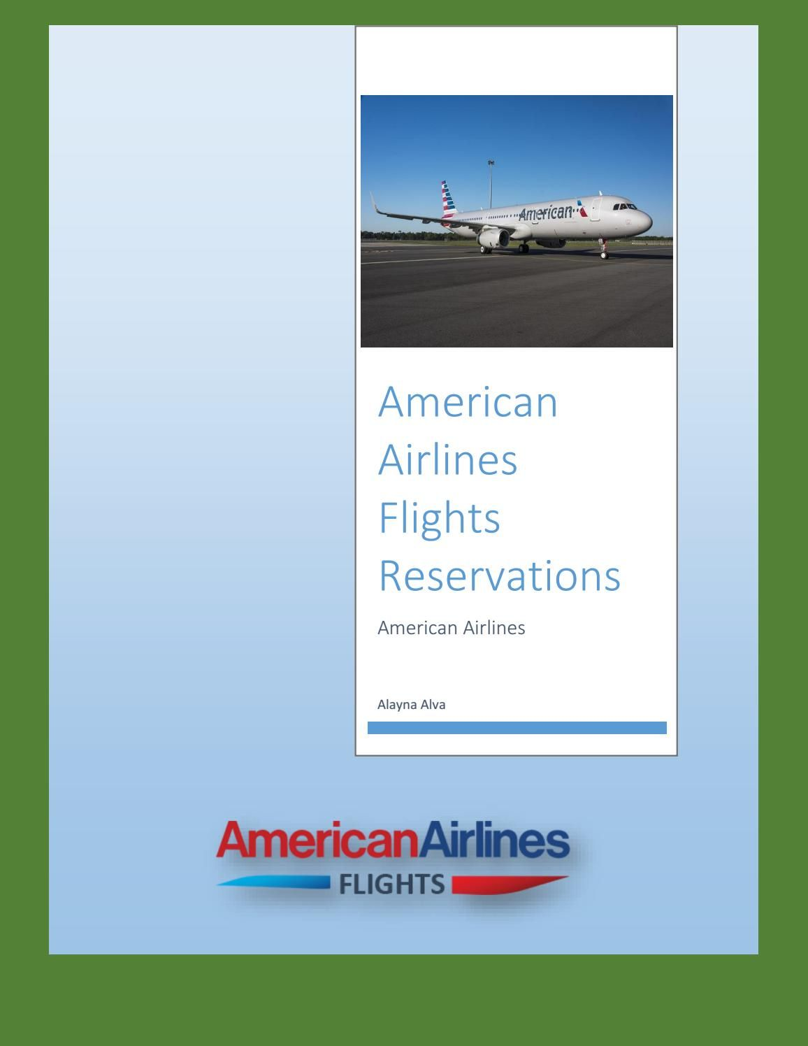 Book Your Flights For Top Destinations With American