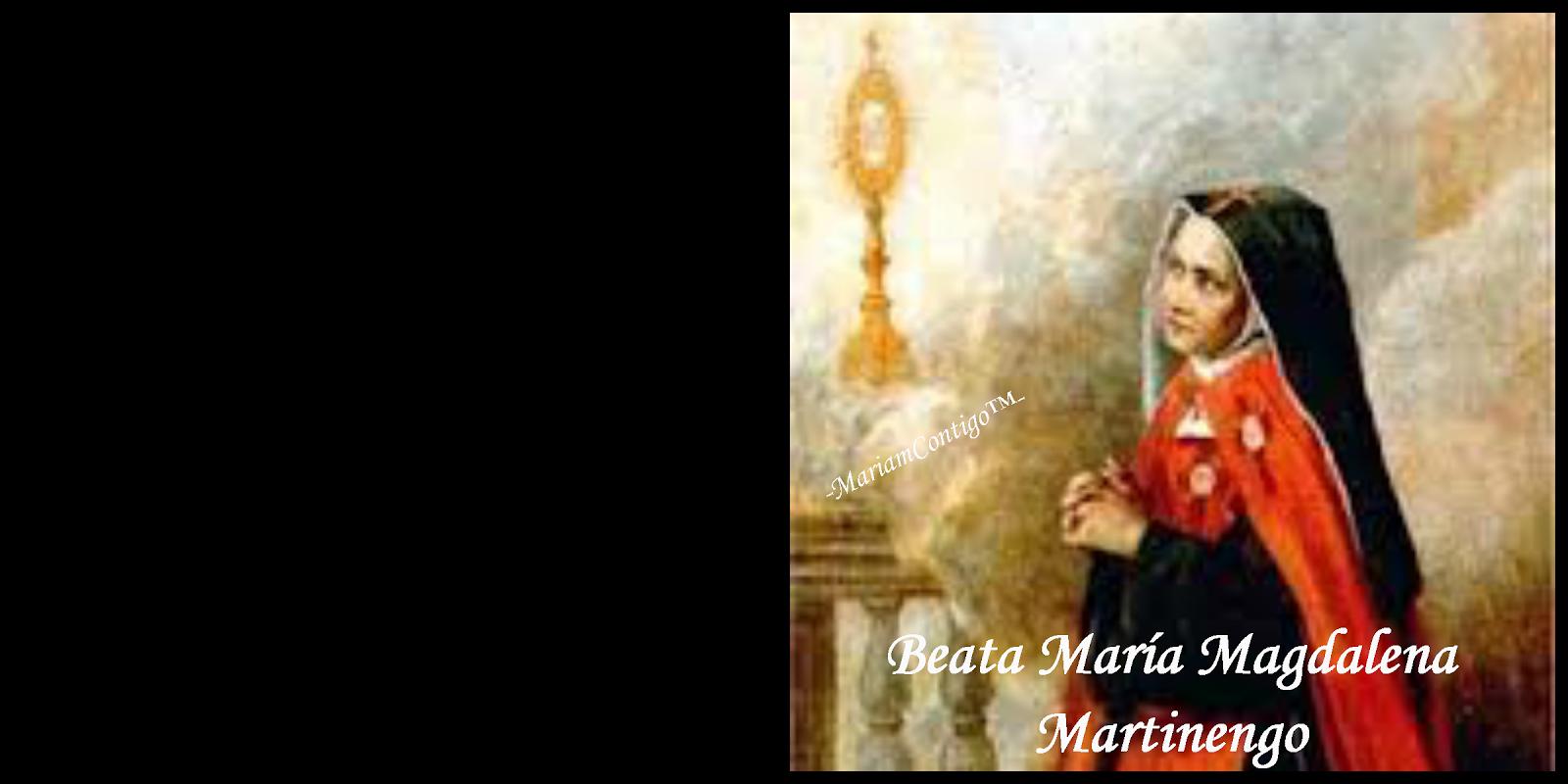 SANTORAL MARIA REINA Y SEÑORA: SANTO DE HOY 27 DE JULIO