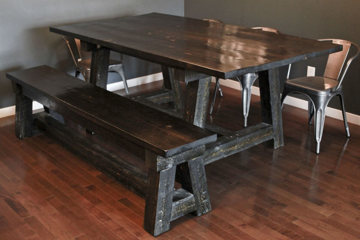 Rustic reality handcrafted modern furniture