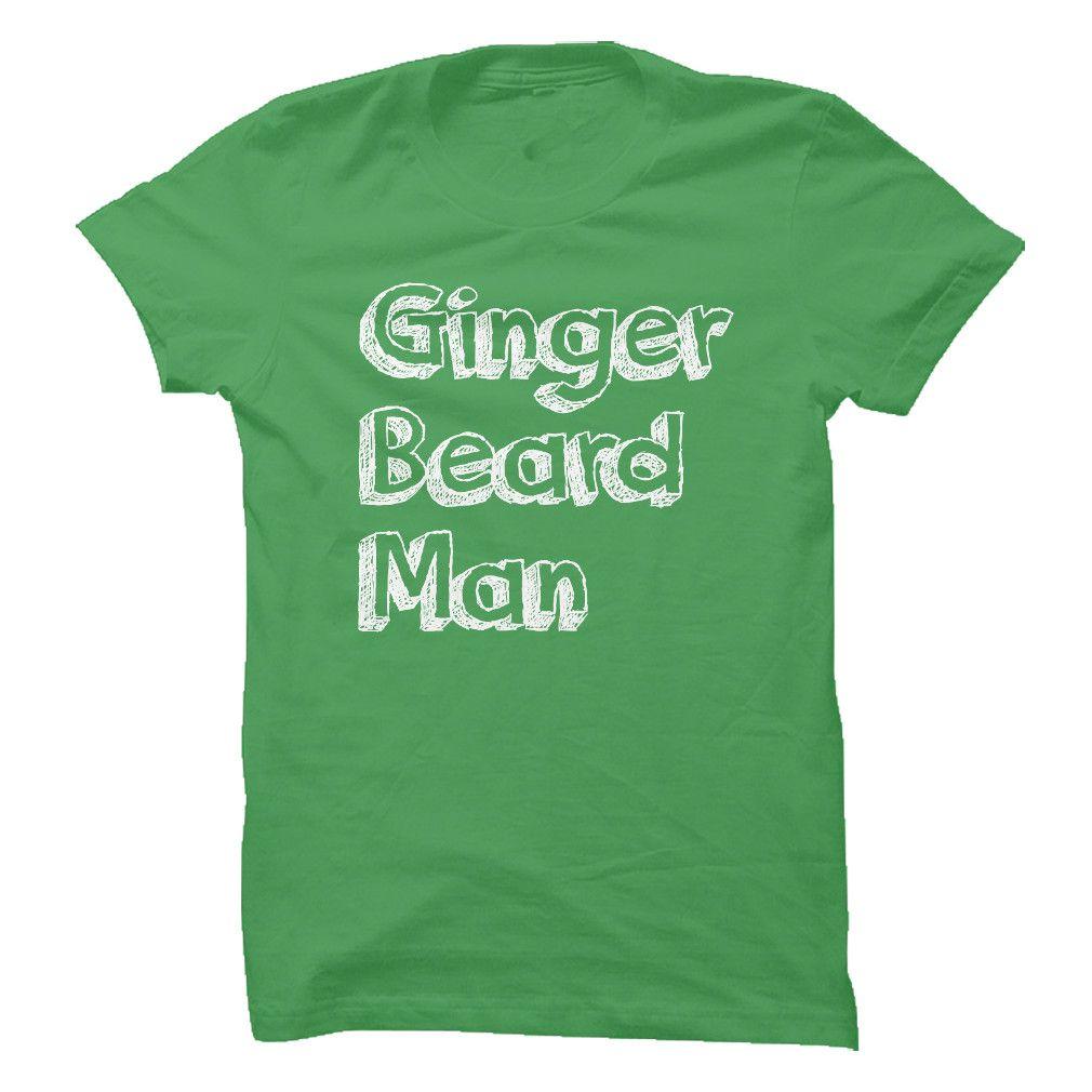 ginger beard man  funny shirts girl sweatshirts