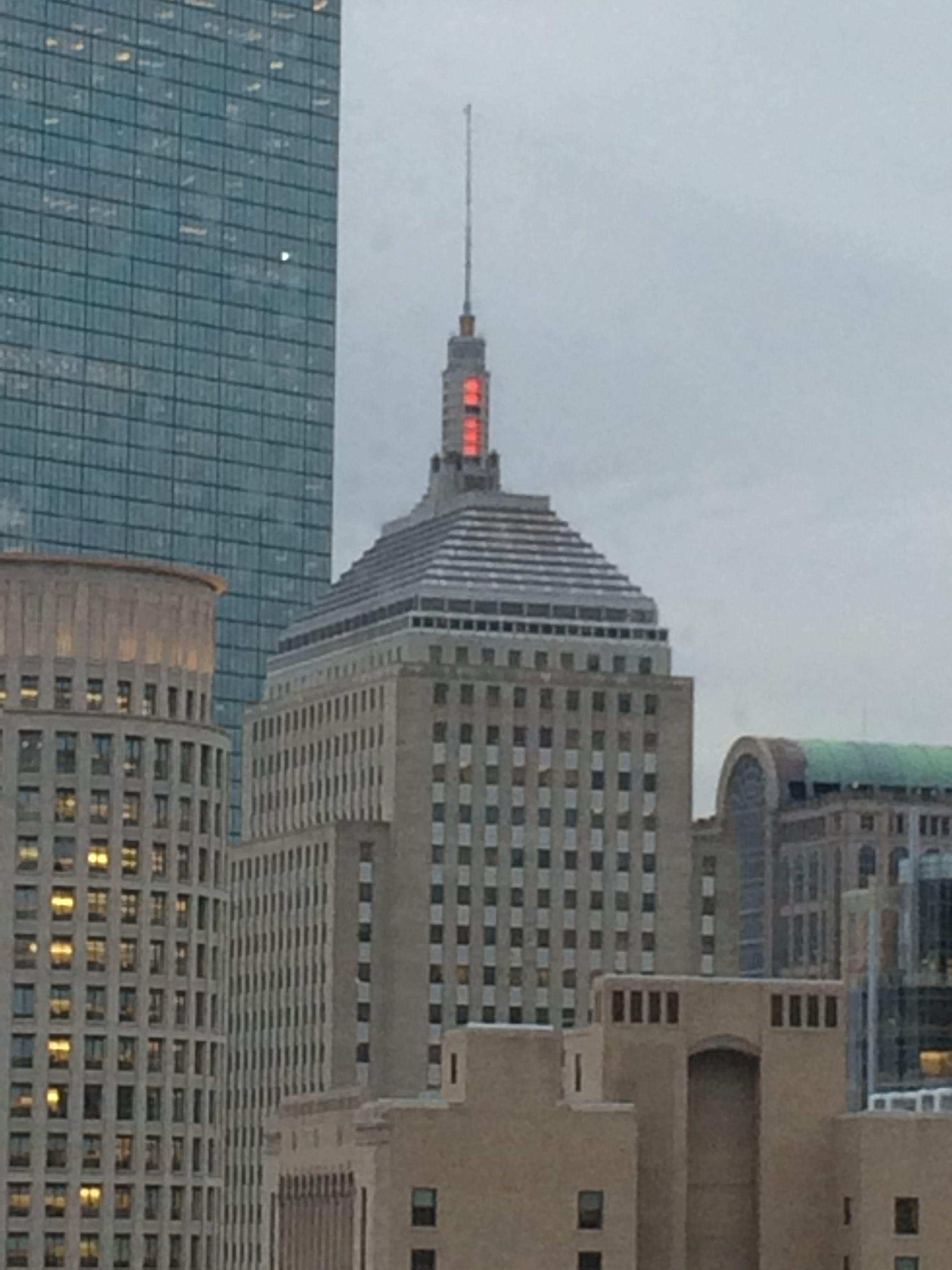 Weather Tower Boston Ma