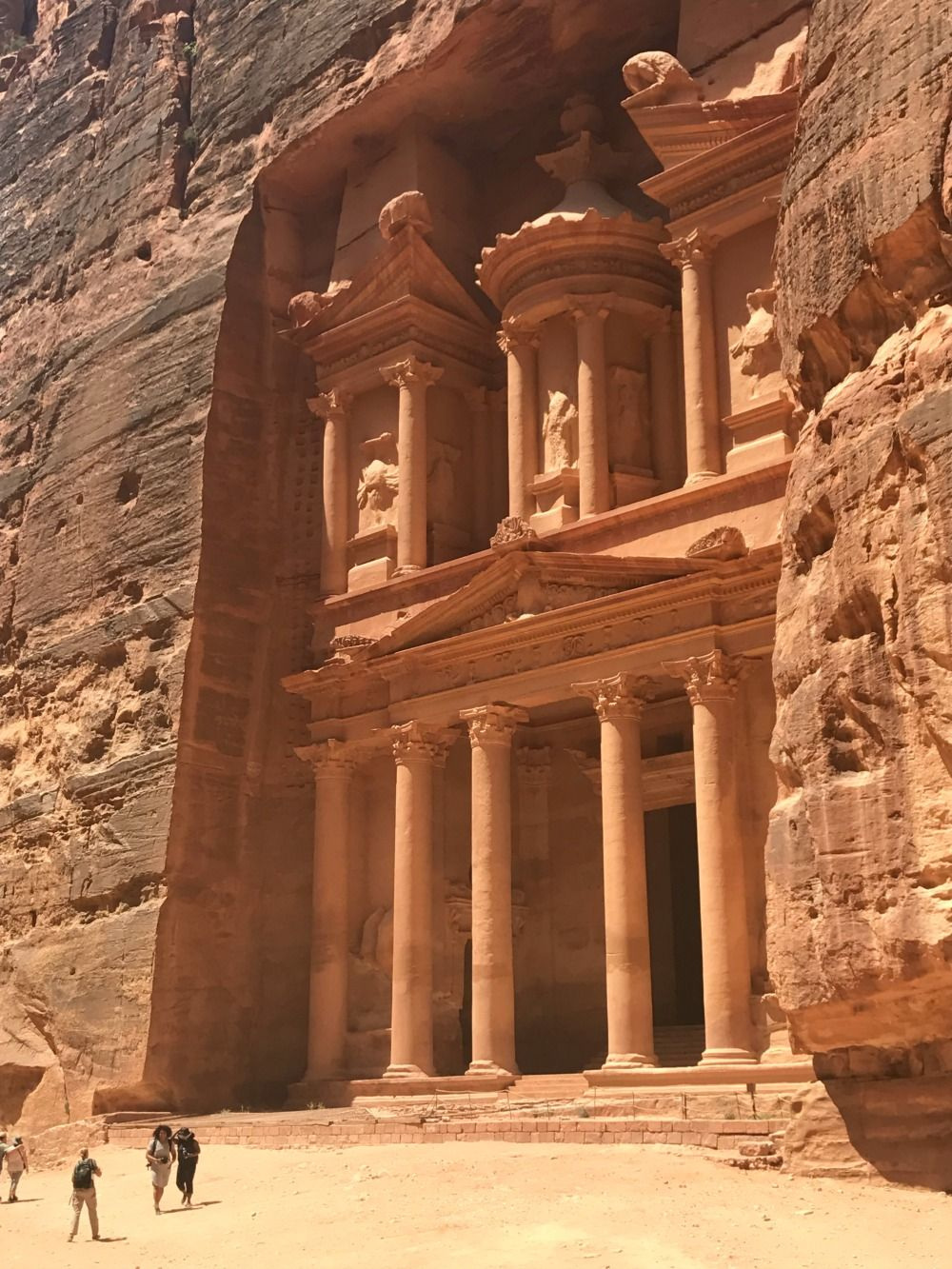 5 things I wish I'd known before travelling to Jordan #traveltojordan