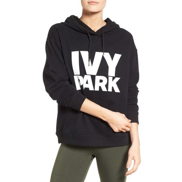 Sz S Ivy Park Zip Through Hoody oversized