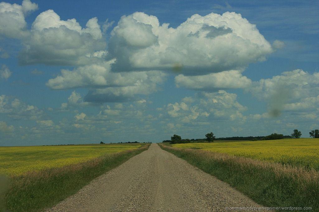 North Dakota Country roads, Cruisin, North dakota