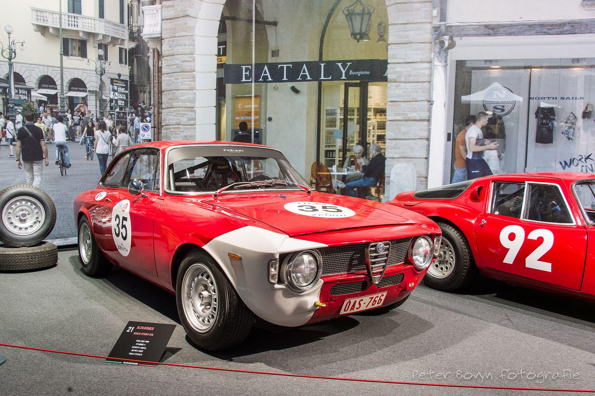 Alfa Romeo Giulia Sprint GTA 1965 1969 Alfa Romeo