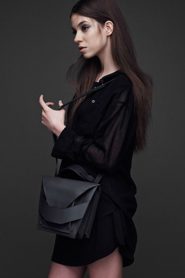 Linda Sieto Does It Again with Undertone Leather Bags Photo