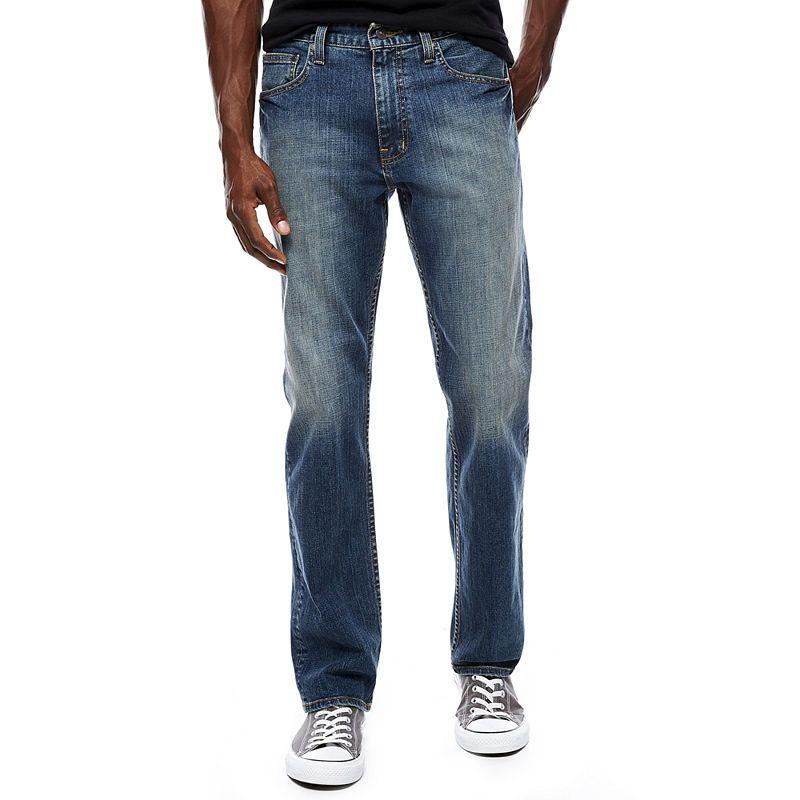 New ARIZONA Ladies Dark Charcoal Grey Denim Jeans Size 20 Elastic Waist Womens