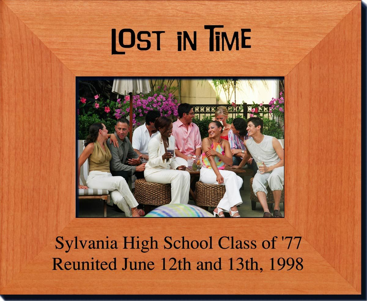 Family Reunion Frame Always Free Laser Engraving Create Your