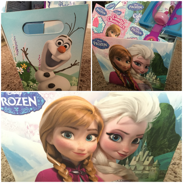 Disney frozen easter basket from toys r us sweeee pinterest disney frozen easter basket from toys r us negle Images
