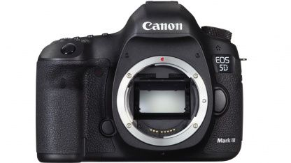 New Canon 5D Mark III   Want have!!!