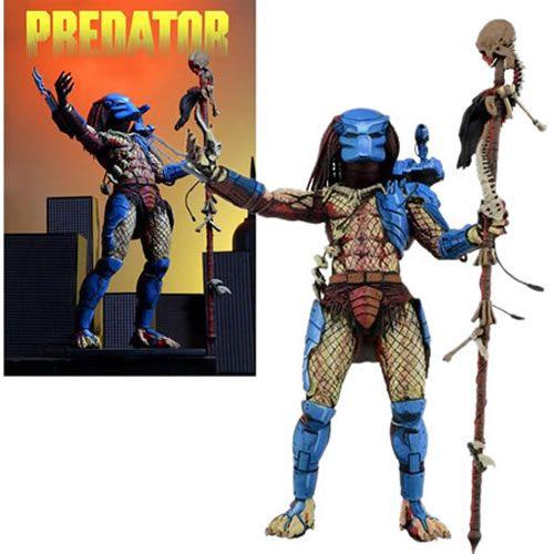 NECA Dark Horse Comic Book 7 Predator Action Figure