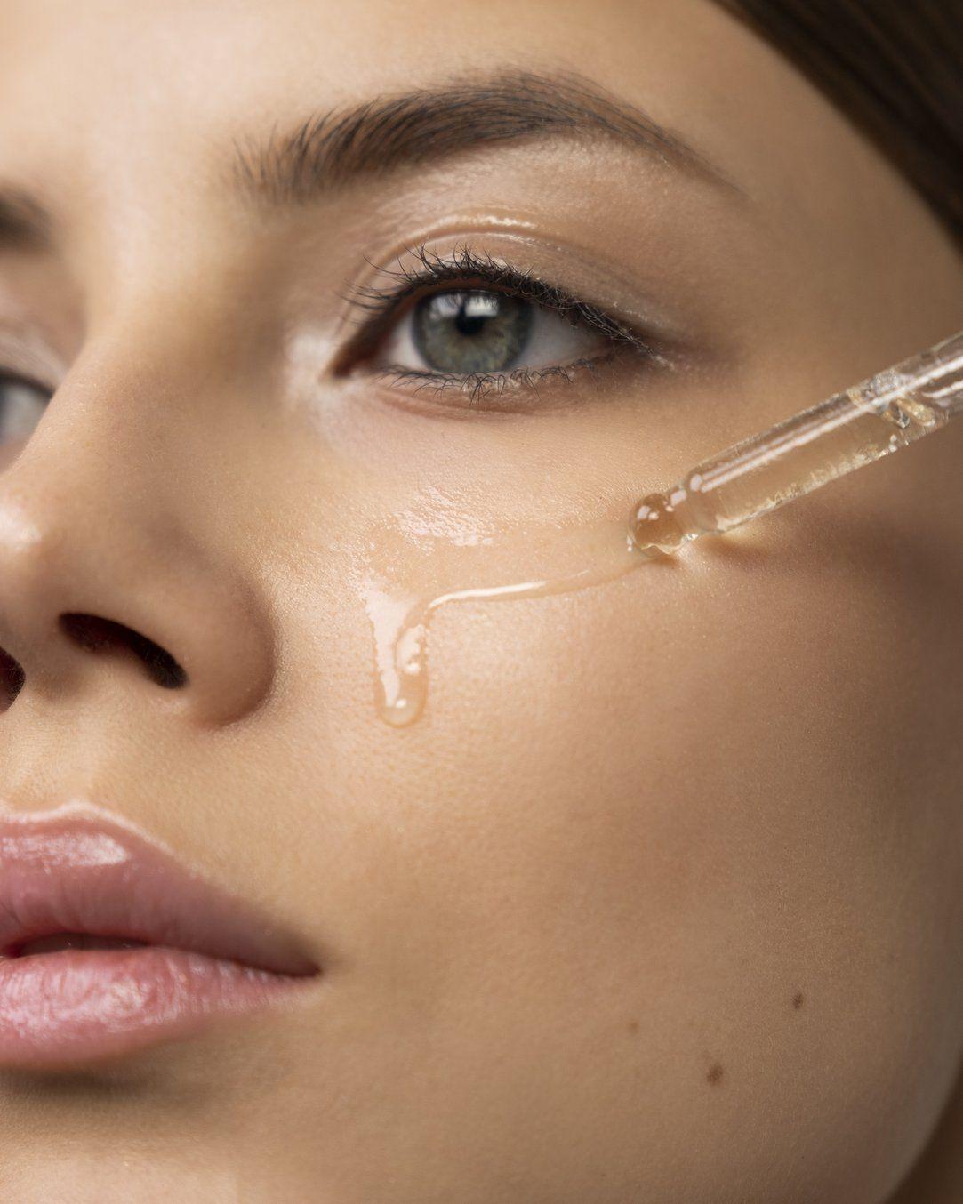 PREP & CARE FACE OIL OK BEAUTY Face oil, Hair masks