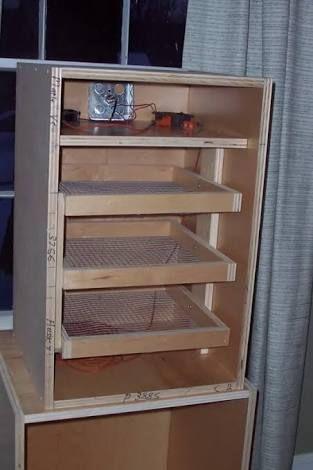 Build A Wooden Incubator Google Search Broeimasjiene