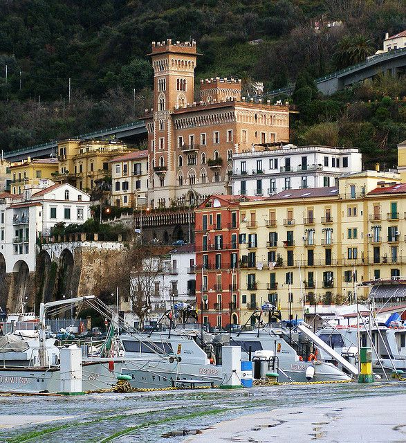 Salerno (Italy) - Harbour