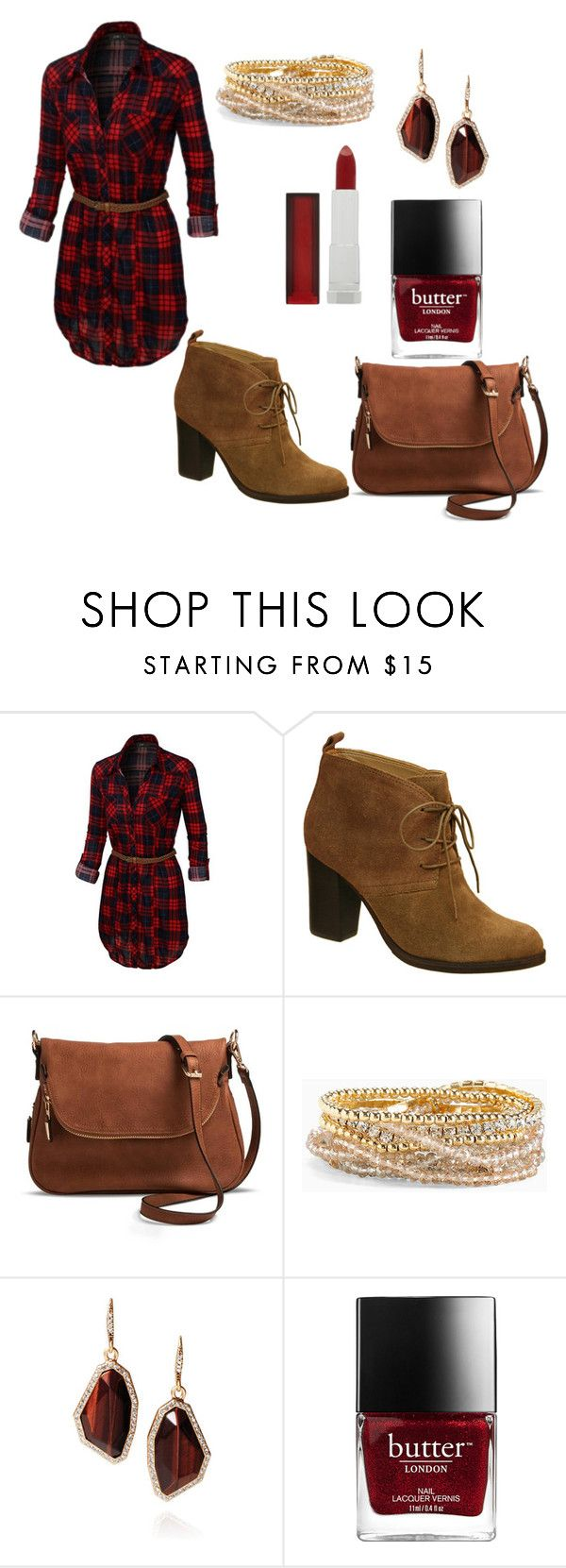 """""""Eli Sue #1"""" by dana-einck on Polyvore featuring Nicole, Moda Luxe, Torrid, Chloe + Isabel and Maybelline"""