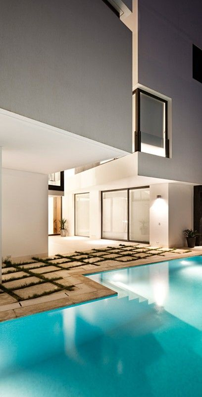 Ribbon House   Al-Rawda, Kuwait   AGi Architects   Dwellings 2