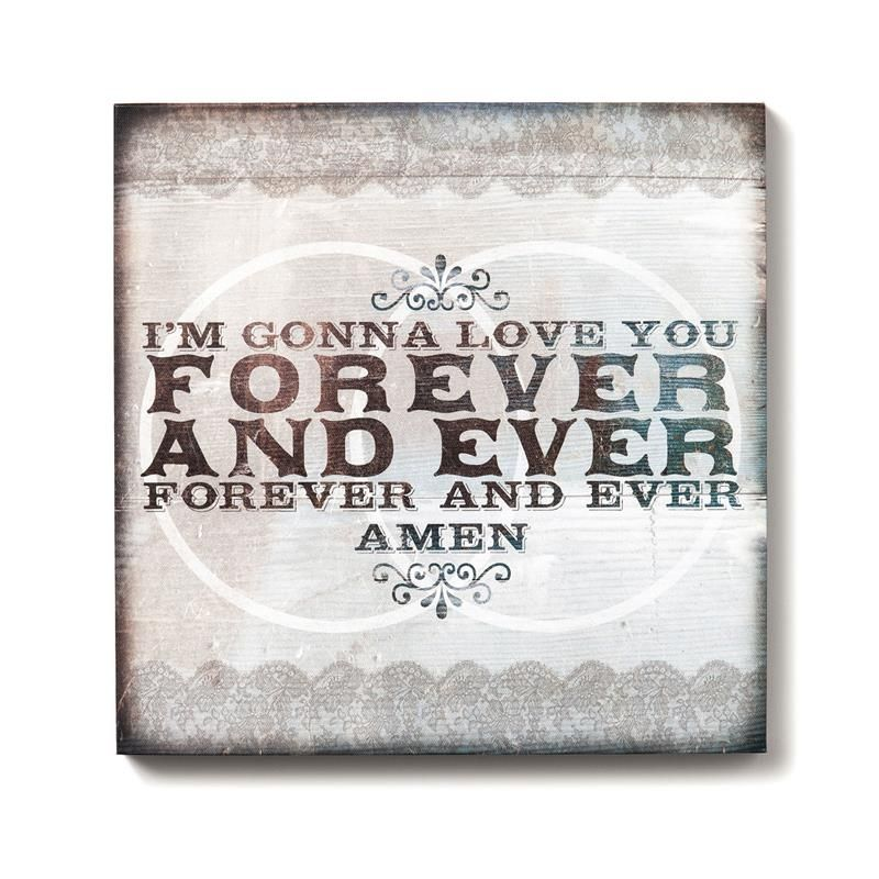 Every Grain of Sand Shadow Song Lyric Quote Print