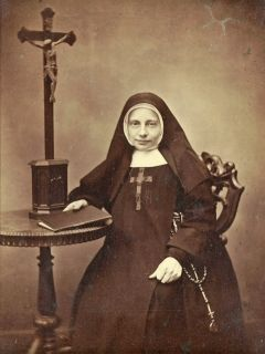 Pentecost 1845 Franziska Schervier founded together with her companions, the Congregation of the Poor Sisters of St. Francis.