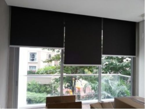 Roller blinds give the stunning look to your home