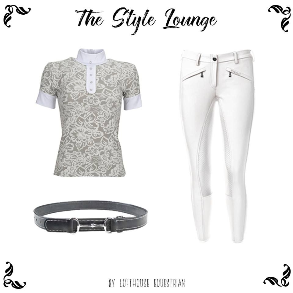 Check Out Our Very First Style Lounge Featuring Equi Themeu0027s Baroque  Competition Shirt, Pikeur