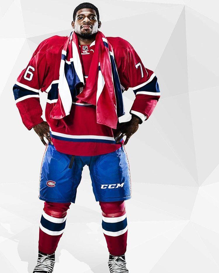 P K Subban Montreal Hockey Montreal Canadians Montreal Canadiens