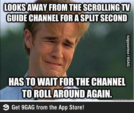 Kids today will never know this 90's problem. Haha this only just stopped being a problem for me last week.