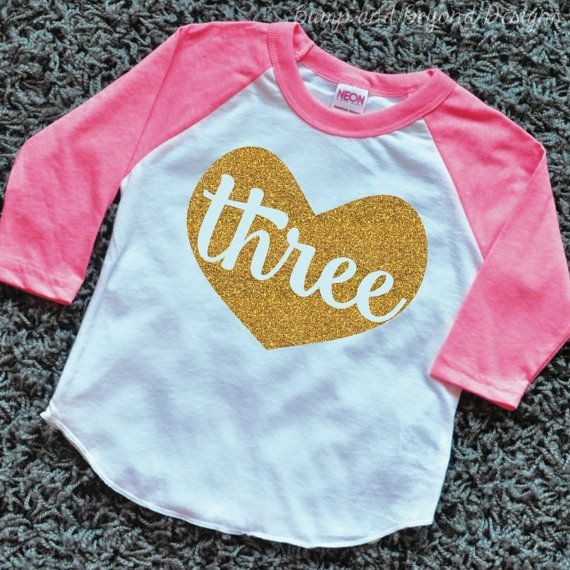 Three Year Old Birthday Outfit 3 Year Old by BumpAndBeyondDesigns ...
