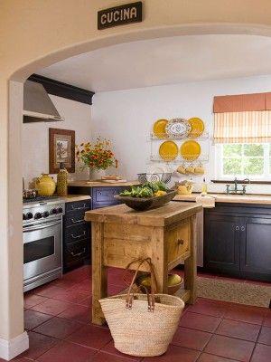 48 Amazing space-saving small kitchen island designs