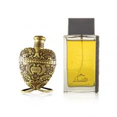 مجموعة سحر الكلمات و غرام بخاخ Perfume Bottles Bottle Perfume