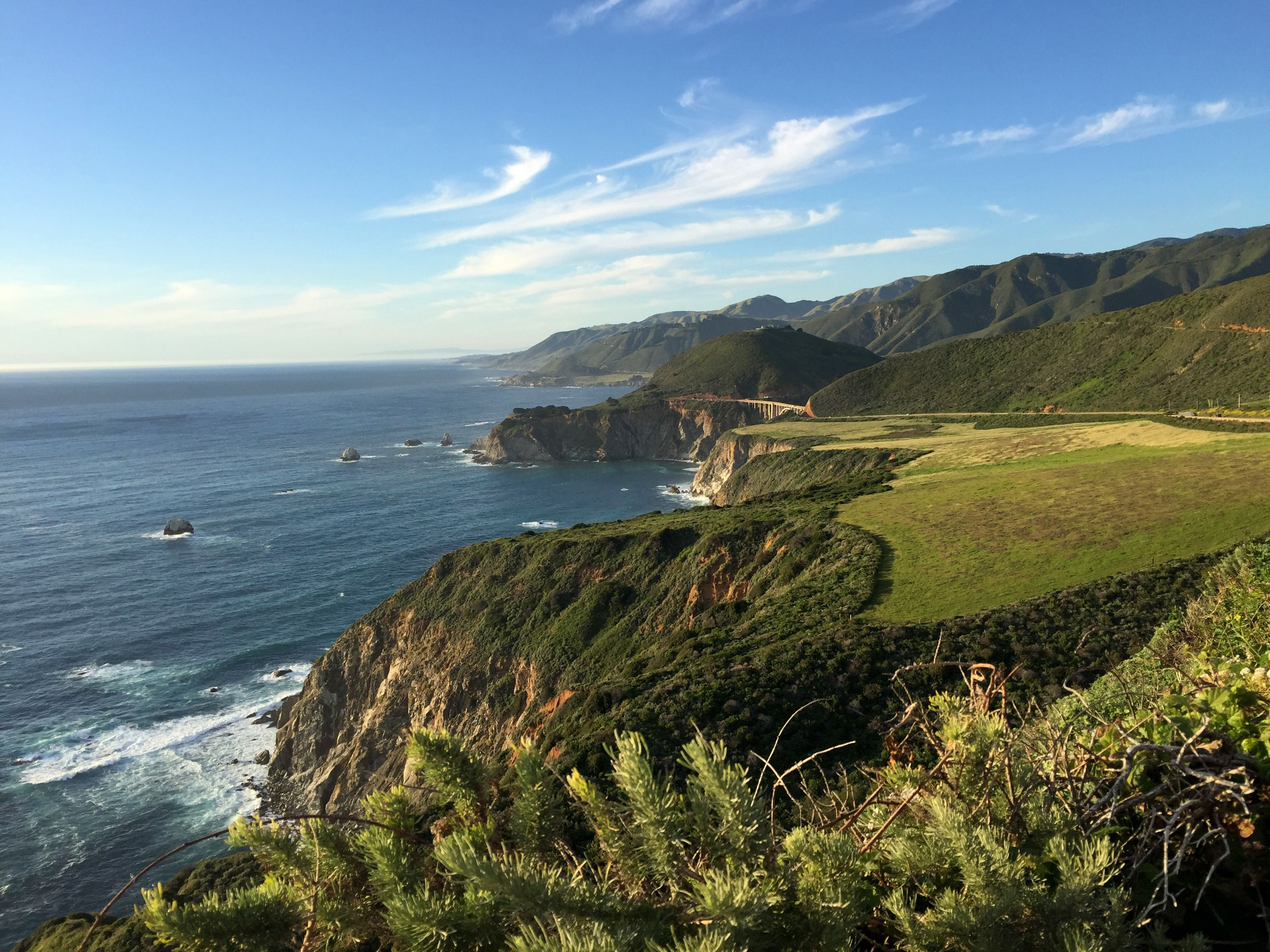 My Trip To The End Of The Earth Big Sur California Oc Unedited 2448x2448 Landscape Photography Nature Big Sur California Big Sur