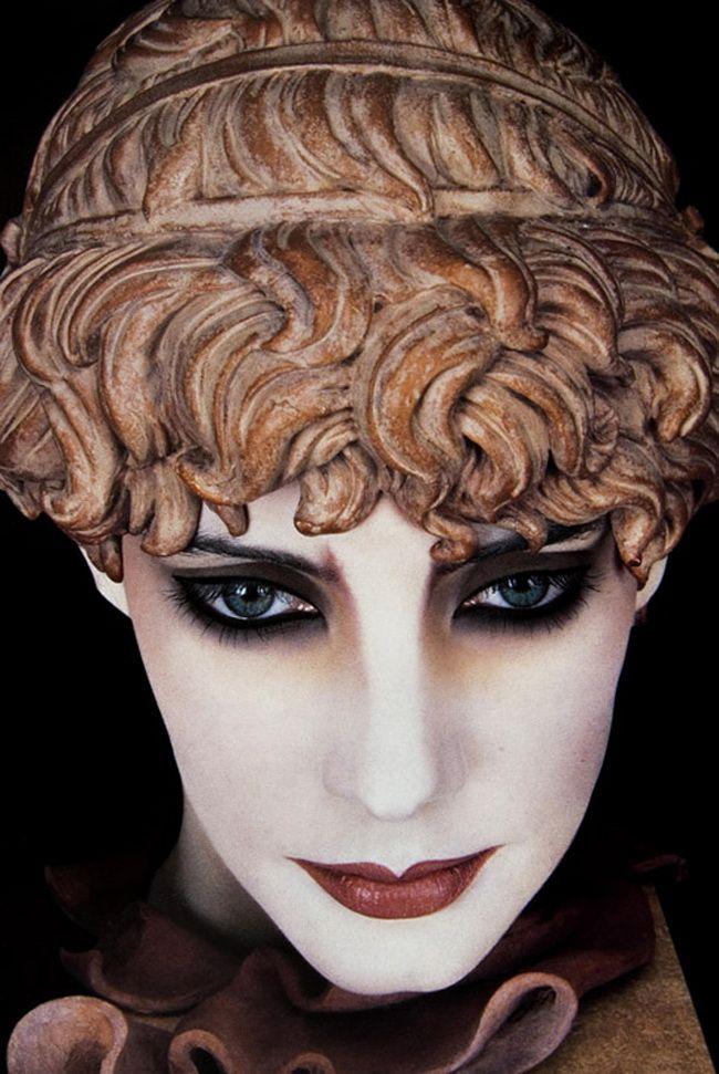 Serge Lutens, 1942 Face art, Makeup inspiration, Makeup