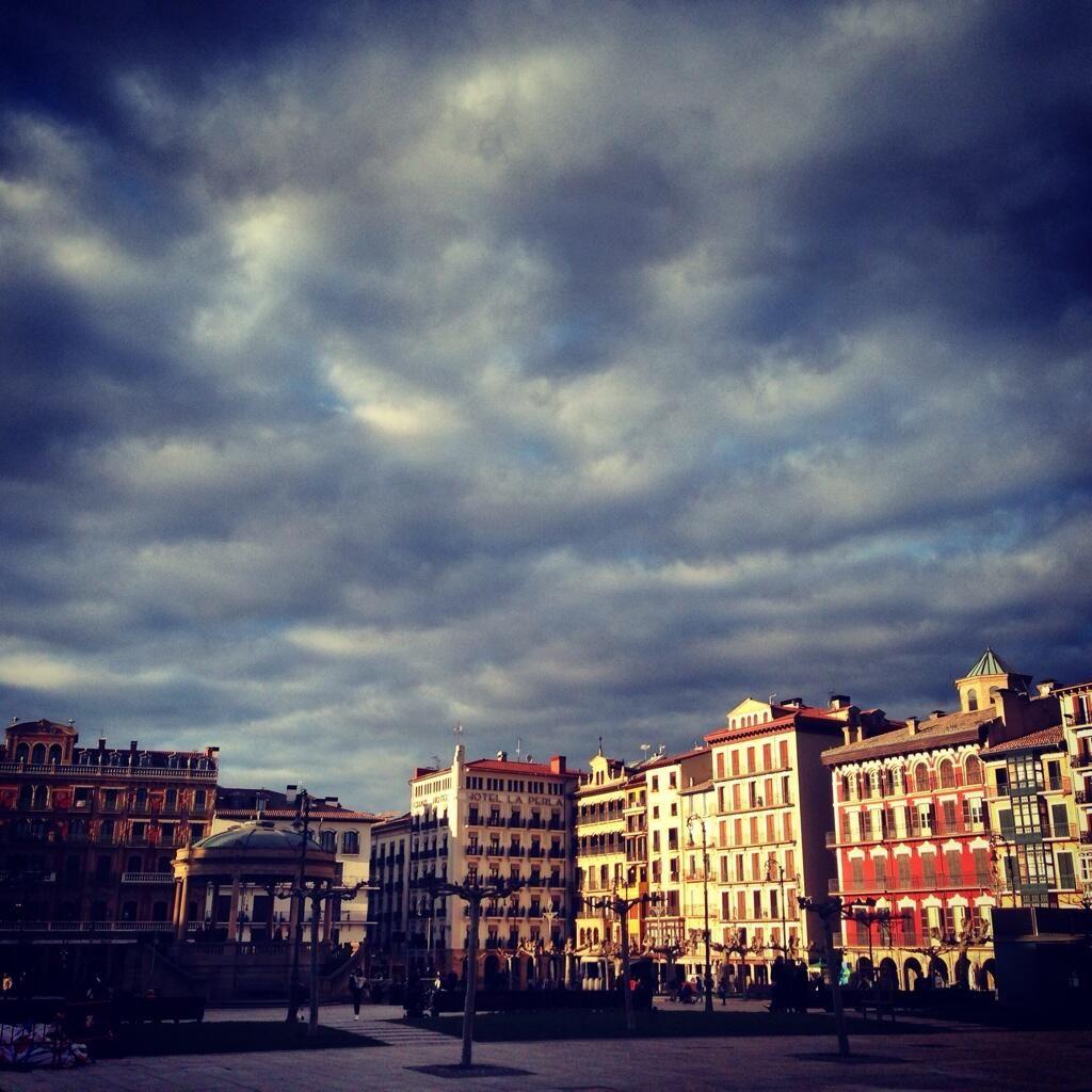 #Pamplona PlazaDelCastillo
