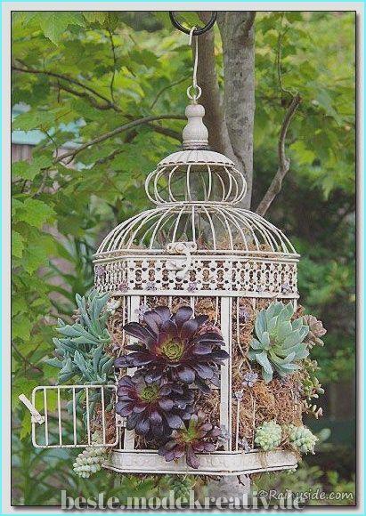 Photo of 40 utrolig fantastiske DIY fugleburpynt til innendørs eller utendørs dekor