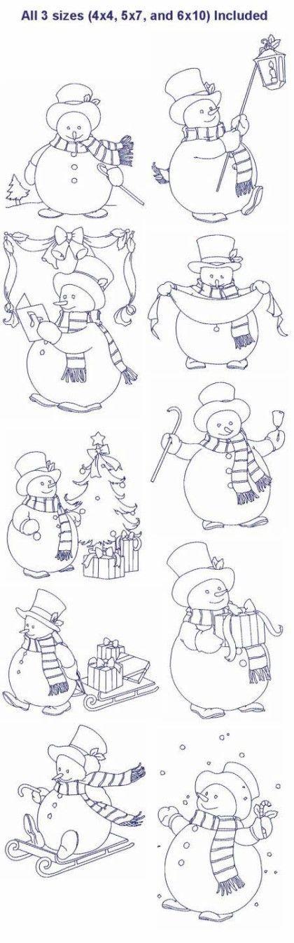 크리스마스 도안.이미지 | Holiday Crafts | Pinterest