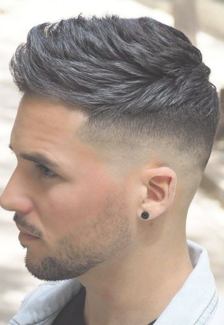 18 Hottest Fade Hairstyles For Men In 2019 Men S Hairstyle 2019