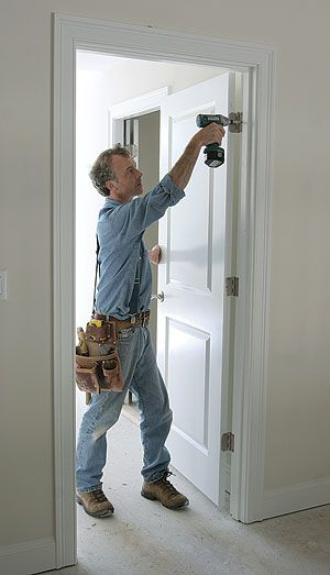 For a finish carpenter few jobs provide the satisfaction of fine-tuning a door\u0027s & For a finish carpenter few jobs provide the satisfaction of fine ...