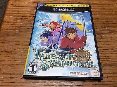 TALES OF SYMPHONIA 100% COMPLETE NINTENDO GAMECUBE WII https://t.co/pD42114abz https://t.co/xQYHiL0CIG