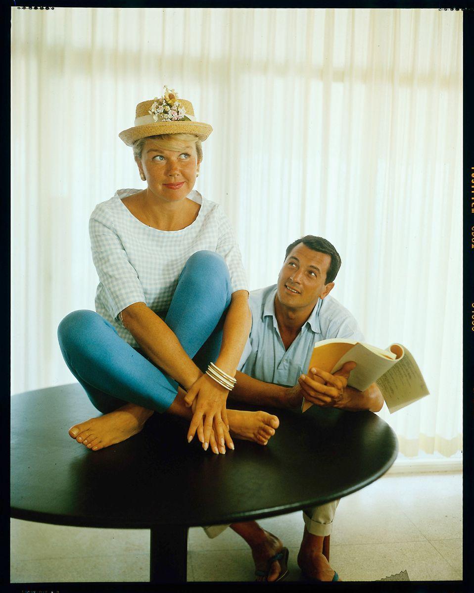 Doris Day & Rock Hudson