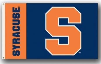 Syracuse University Collegiate Flag Syracuse Orange Syracuse Flag