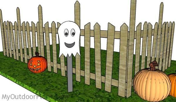 DIY Halloween Ghost Outdoor Plans Pinterest Diy halloween - outdoor ghosts halloween decorations