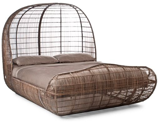 Kenneth Cobonpue  Collections  VOYAGE  Bed NYSID Singapore - Balou Rattan Mobel Kenneth Cobonpue