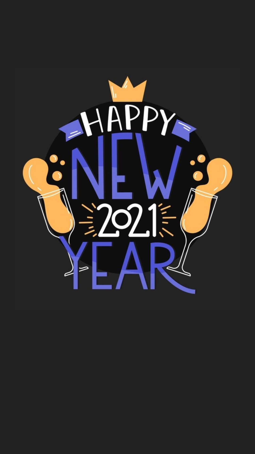 New Year Cute Wallpapers 2021 For Android And Iphone Backgrounds Happy New Year Images Happy New Year Wallpaper Cute Wallpapers