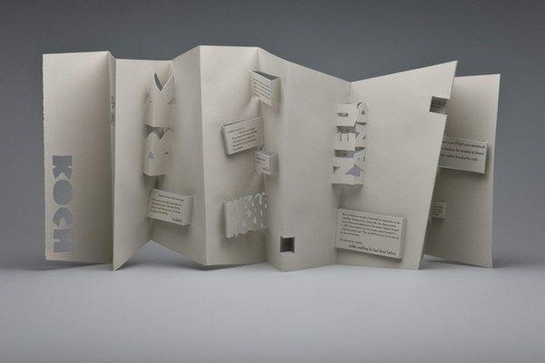 30 Cool 3d Pop Up Brochure Design Ideas In 2020 Brochure Design